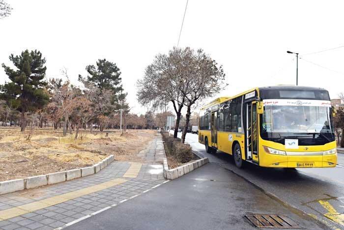 بوستان توسکا صاحب پارکینگ می گردد