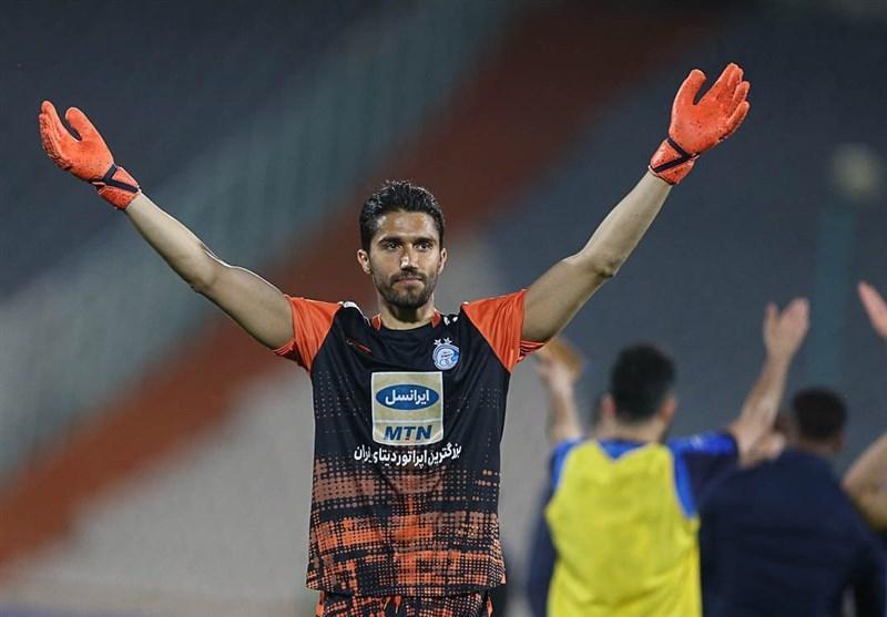 حسینی بهترین بازیکن دیدار استقلال - الدحیل شد