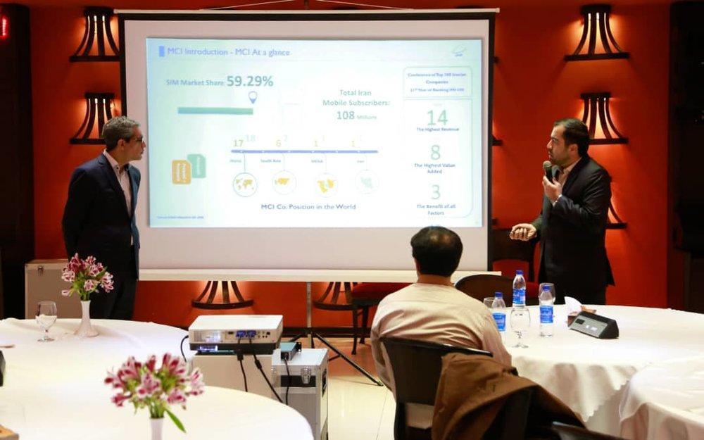 نقش همراه اول در آینده ایران دیجیتال تشریح شد