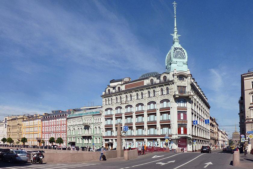 مراکز خرید سن پترزبورگ؛ از او پونت روژ تا بازارچه قدیمی (قسمت دوم)