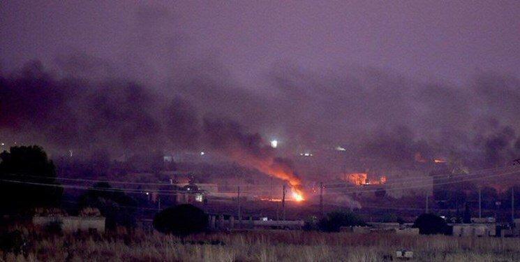 آنکارا حمله به سوریه با سلاح شیمیایی را رد کرد