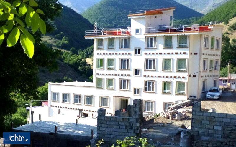 افتتاح فاز اول یک مرکز اقامتی در کلیبر