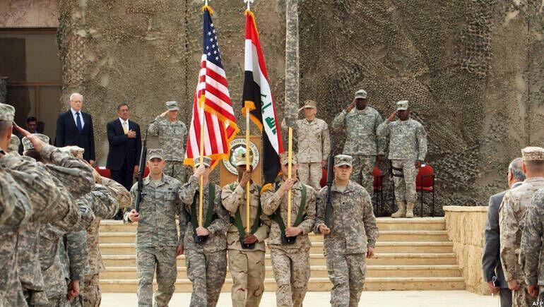 فرماندهی عملیات مشترک عراق همکاری با ارتش آمریکا را تعلیق کرد