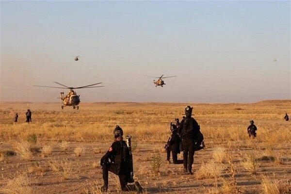 عملیات گسترده نیروهای عراقی برای پاکسازی شمال شرق بعقوبه