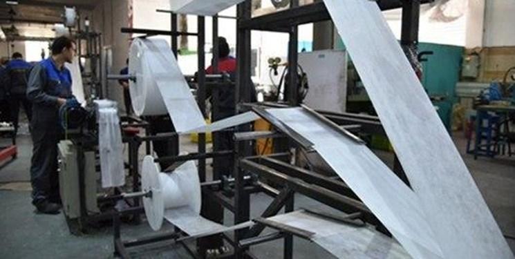 تولید ماسک در کشور با ساخت دستگاهی پیشرفته افزایش یافت