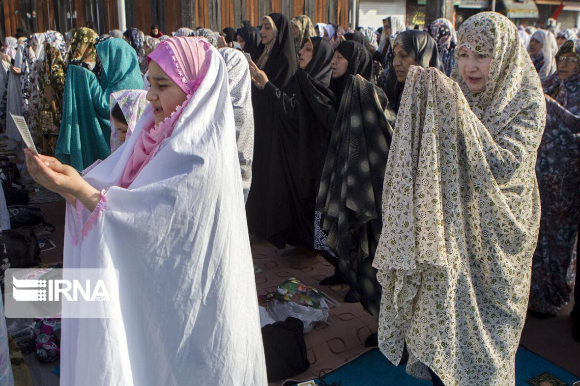 خبرنگاران نماز عید فطر در حیاط مساجد خراسان رضوی برگزار می گردد
