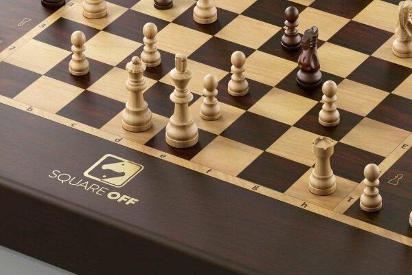 بازی شطرنج هوشمند شد