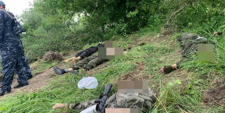 6 داعشی در داغستان روسیه کشته شدند