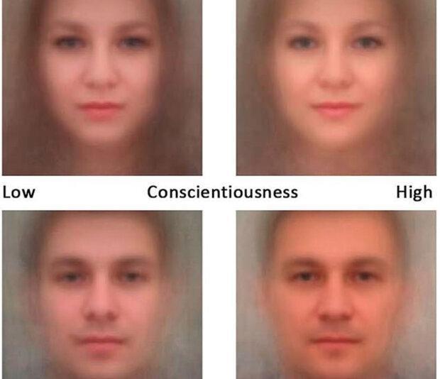 تشخیص شخصیت فرد با یاری سلفی