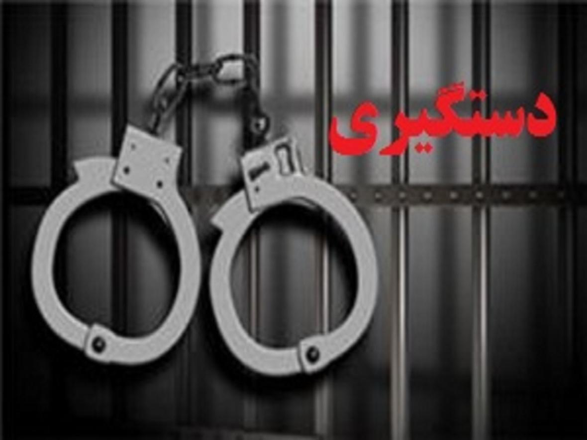 دزد تجهیزات مخابراتی در دلفان دستگیر شد
