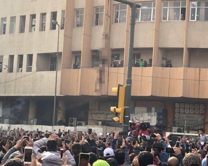 موج سواری رسانه های سعودی و آمریکایی در اعتراضات عراق، باندهای جوکر چگونه جولان می دهند؟