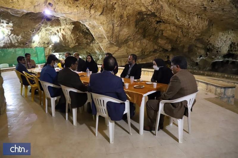 غار کتله خور زنجان به عنوان جاذبه گردشگری بین المللی معرفی می شود
