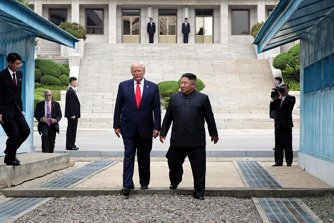 خبرنگاران کره شمالی: مقابله هسته ای تنها گزینه به جامانده در مقابل آمریکاست