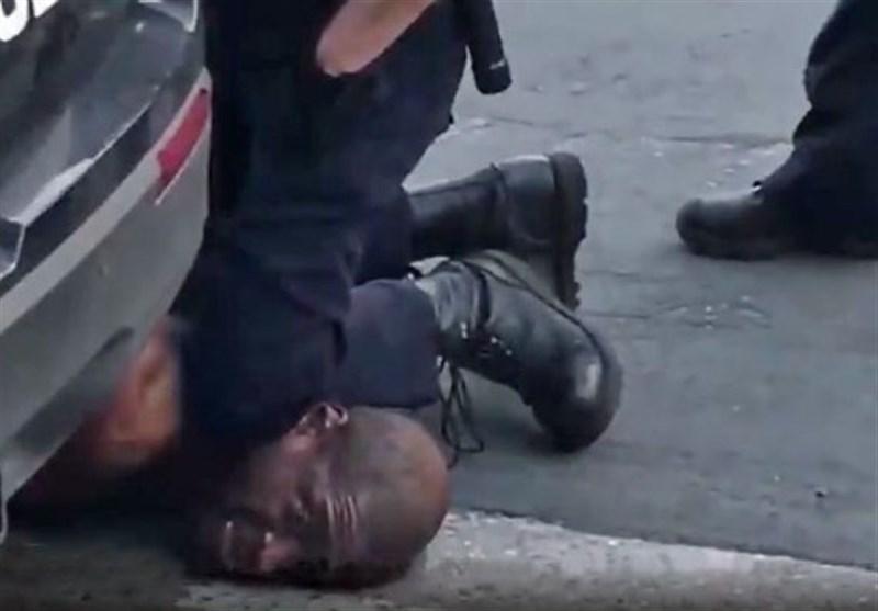 ابعاد جدید از قتل مرد سیاهپوست، وقتی پلیس آمریکا توجهی به التماس های جورج فلوید نمی کند