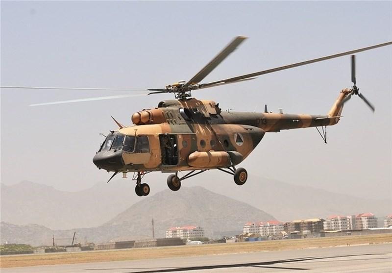 شلیک طالبان به بالگرد ارتش افغانستان