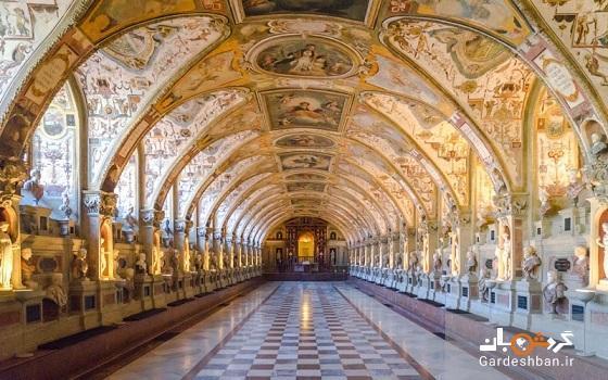 موزه رزیدنس مونیخ ؛ کاخ سلطنتی پادشاهان آلمان، عکس